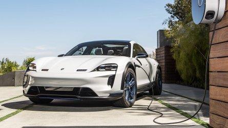 Porsche Taycan, l'elettrica che cambia il modo di ricaricare