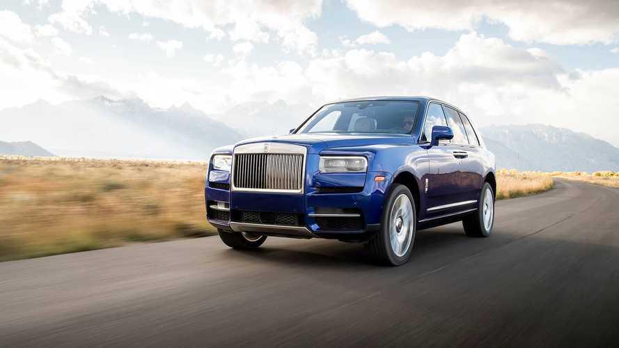 Test Rolls-Royce Cullinan 2019
