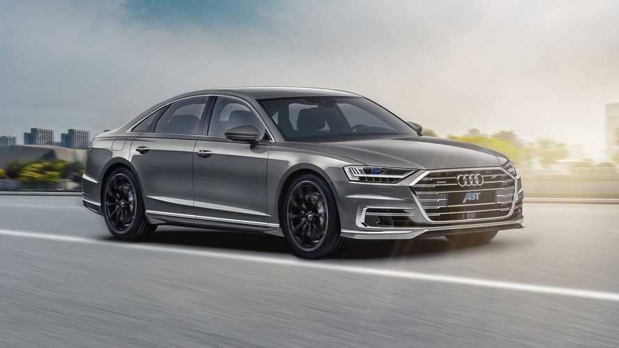 ABT Sportsline améliore légèrement la nouvelle Audi A8