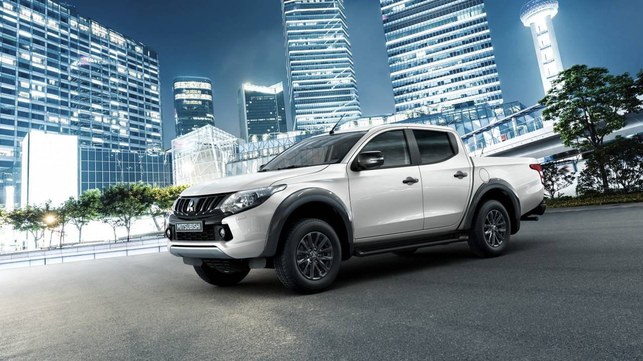 Mitsubishi L200 Black Collection