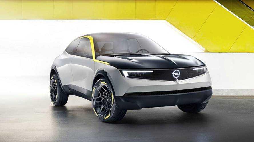 Opel mostra SUV elétrico conceitual que antecipa visual do novo Corsa