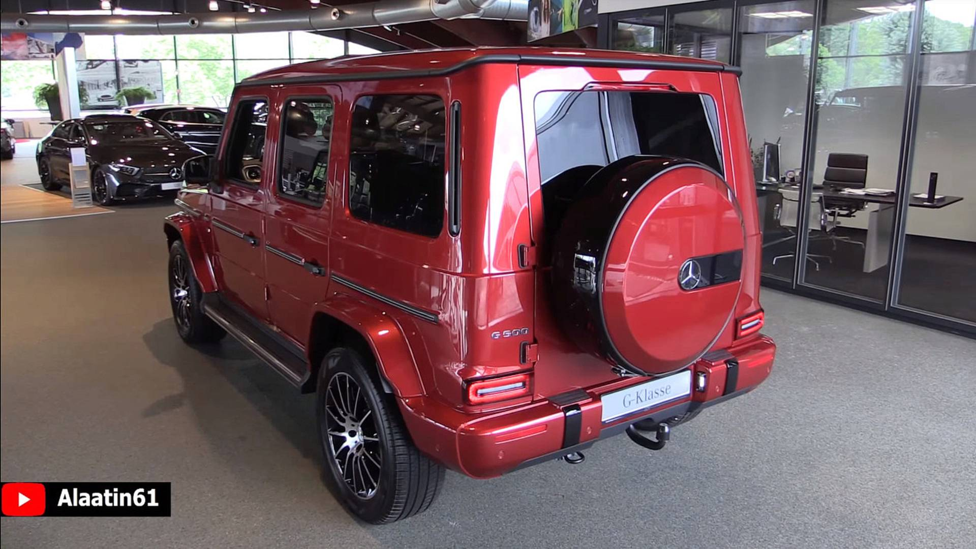2019 Mercedes G550 Walkaround Shows Everything You D Like To See