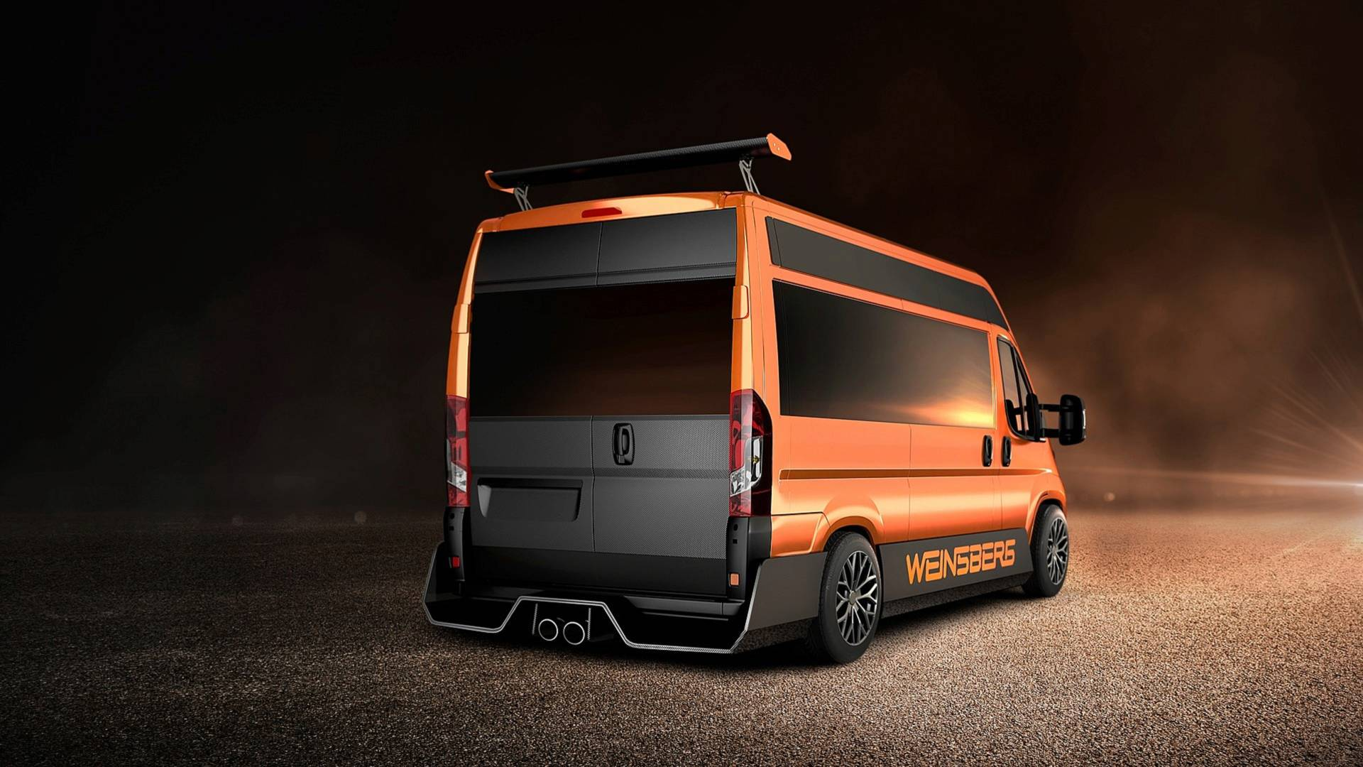 These Cool Concept Vans Are For Campers Who Crave Attention