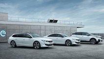 Peugeot 508, 508 SW et 3008 PHEV