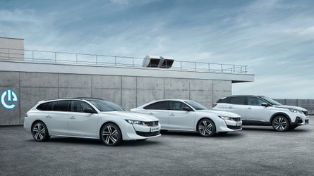 2019 Peugeot 3008 And 508 Unveiled With Plug-In Hybrid Powertrain
