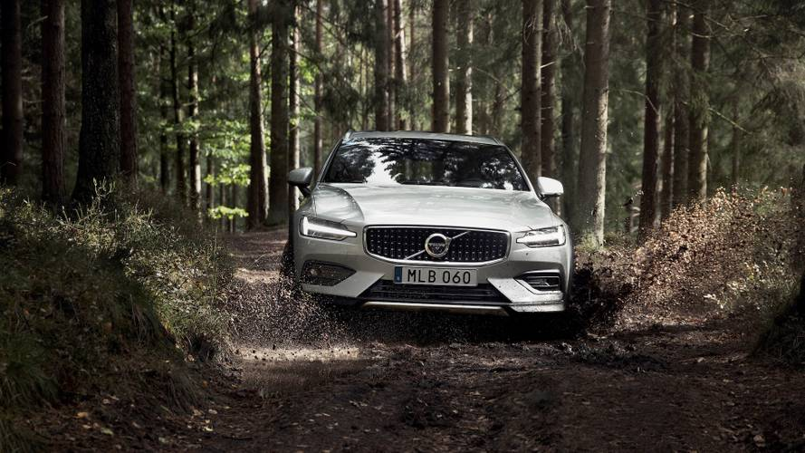 Yeni Volvo V60 Cross Country