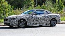 BMW 4 Series Cabriolet  Spy Shots