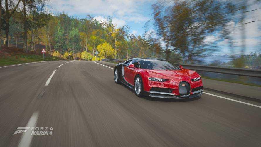 Test - Forza Horizon 4, les quatre saisons de Microsoft