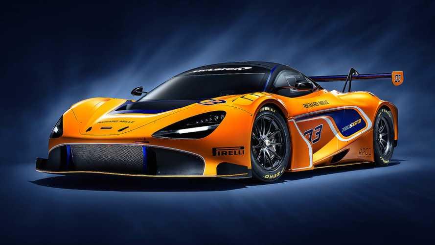 McLaren 720S GT3, con le corse nel DNA