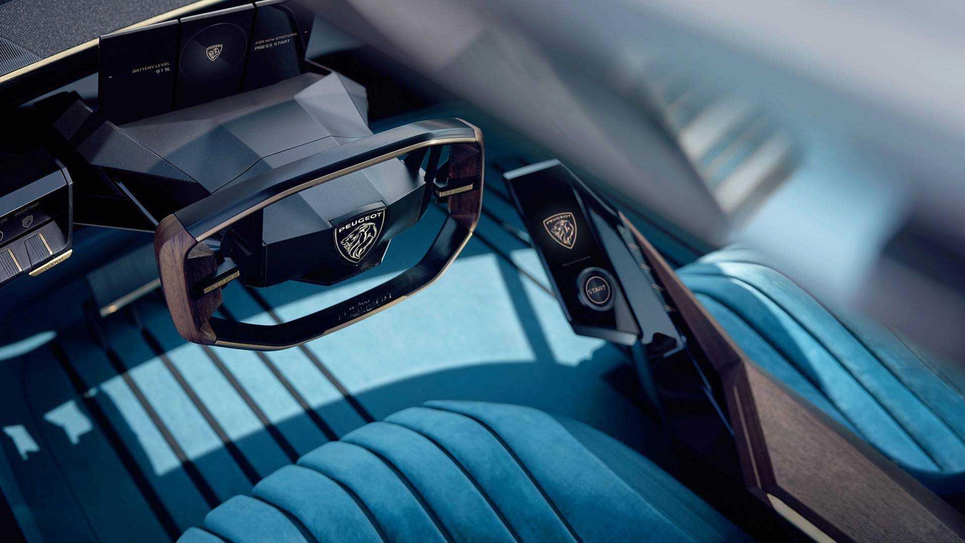 Peugeot E Legend Dal Passato Verso Il Futuro Motor1 Com Italia
