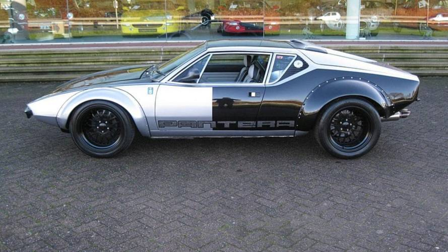 The De Tomaso Pantera That Packs A Secret Punch