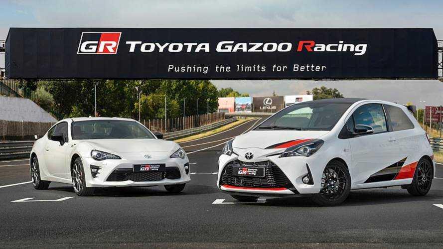 Toyota GR Experiences: la vertiente deportiva de la firma japonesa