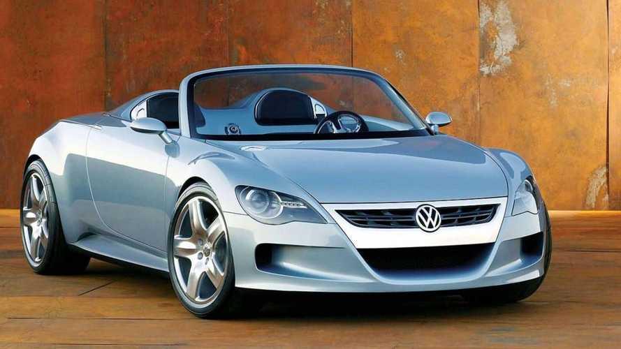 2003 VW Concept R concept