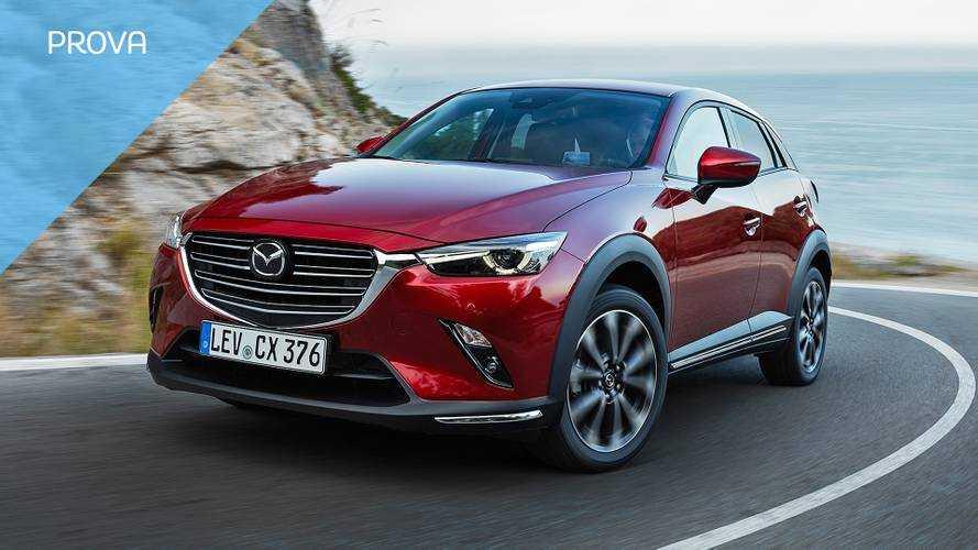Mazda CX-3 2018, più aggiornamento che restyling