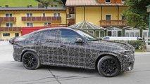 2020 BMW X6 M spy photo