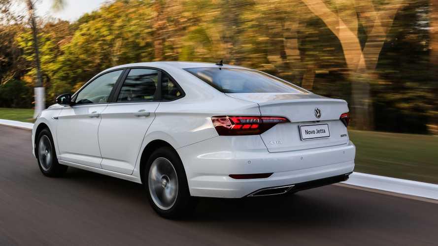 Volkswagen Jetta, Golf e Tiguan têm molas traseiras que podem quebrar