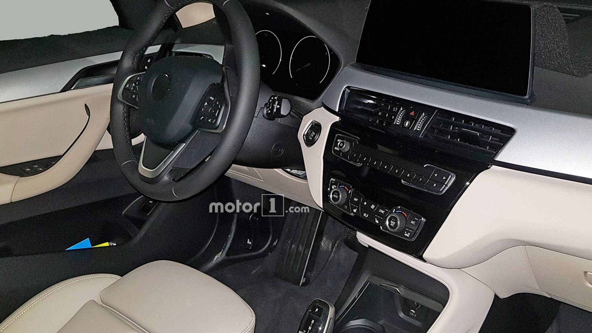 Have A Look Inside The 2020 Bmw X1 Facelift