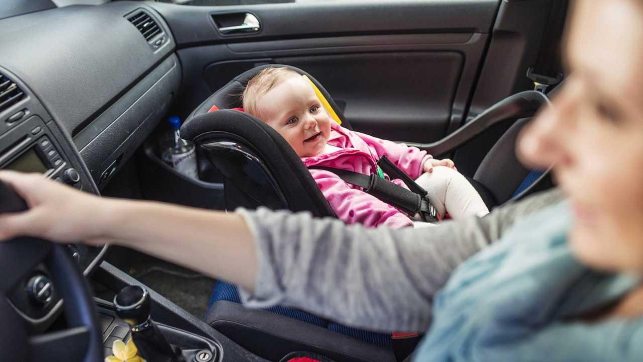 Cinture e seggiolini auto, fra presente e futuro