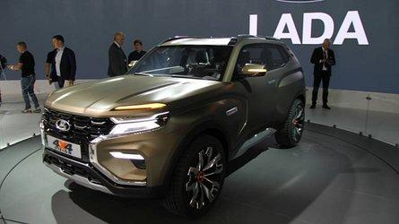 Megmutatta a Lada, hogy nézhet ki a Niva következő-generációs változata