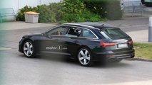 Audi S6 Avant 2019 ungetarnt