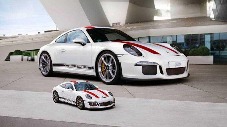Endlich! Ein Porsche 911 R für den schmalen Geldbeutel