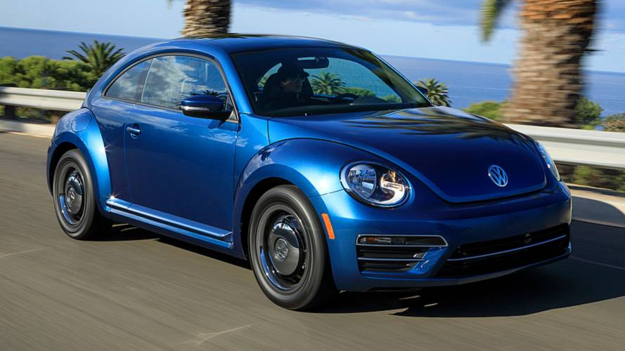 vw beetle final edition    year