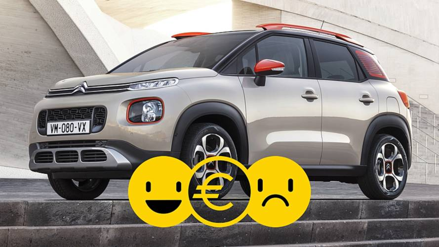 Promozione Citroën C3 AirCross, perché conviene e perché no