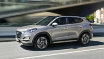 Primera prueba Hyundai Tucson Diesel 2019