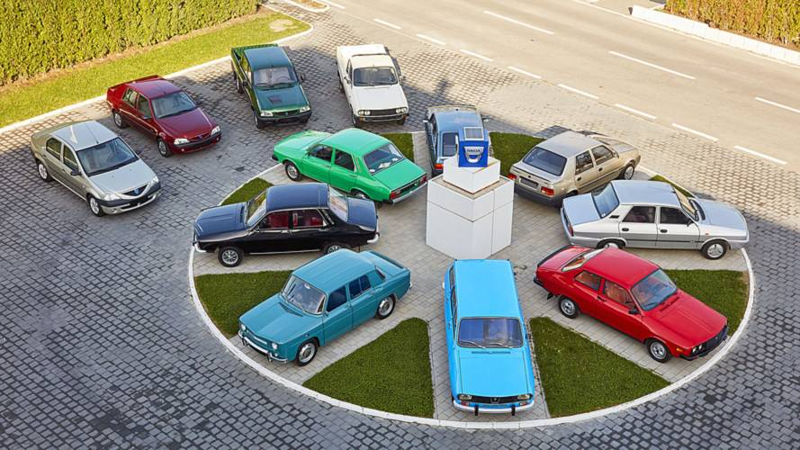 50 Jahre Dacia: Rumänien, Renault und Raritäten