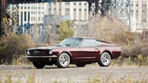 1964 Mustang Shorty Concept III