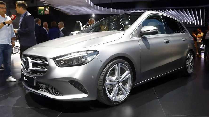 Neue Mercedes B-Klasse