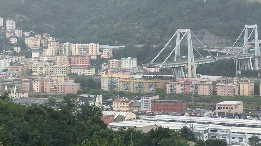 Crollo del ponte Morandi, è valanga di polemiche