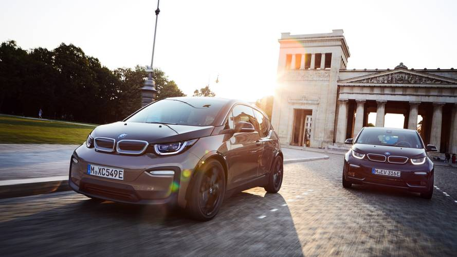 La BMW i3 reçoit une nouvelle batterie plus performante