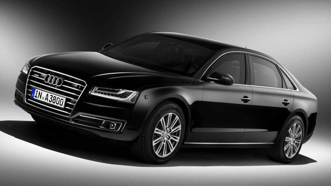 Pedro Sanchez (Spanien): Audi A8 L Security