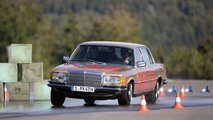 Mercedes Classic Insight 40 Jahre Assistenzsysteme