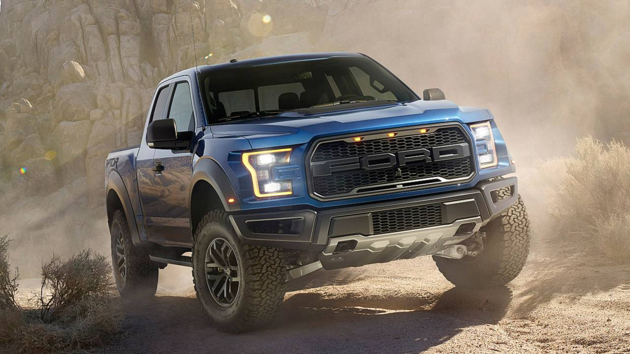 1. Ford F-Series – $2,572-$5,746
