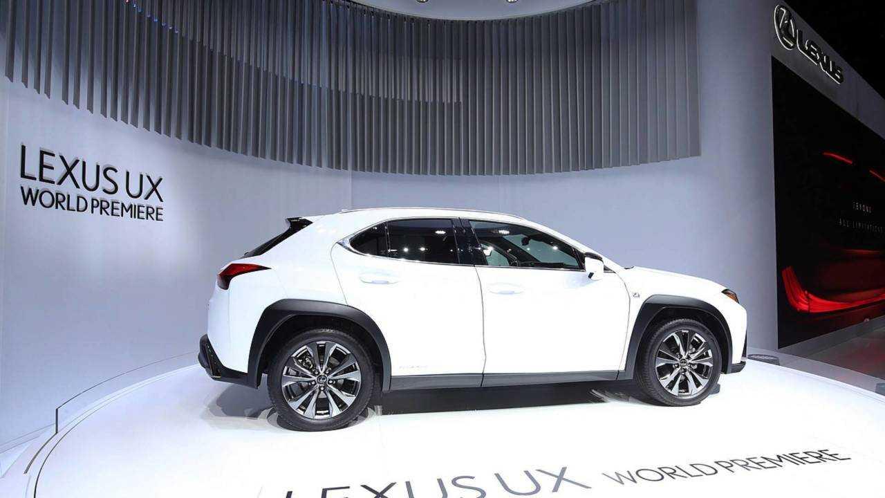 17. Lexus