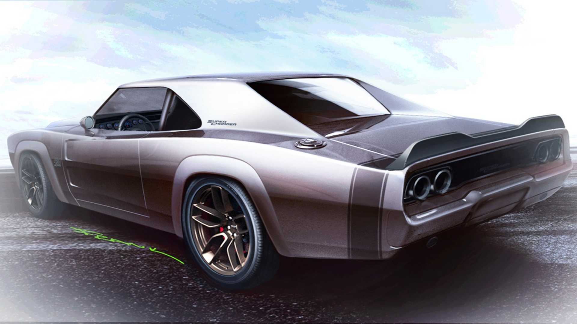 Hellephant In The Room Mopar Stampedes Into Sema With 1 000