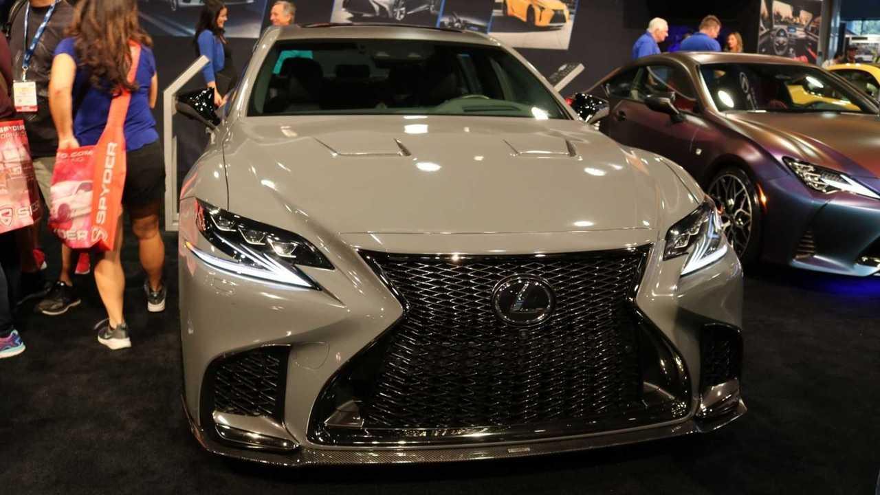 2019 Lexus LS Custom