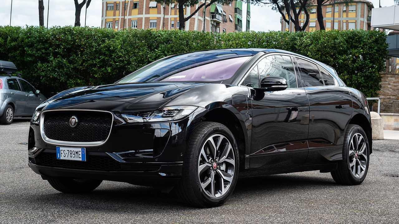 Jaguar I Pace Im Verbrauchstest