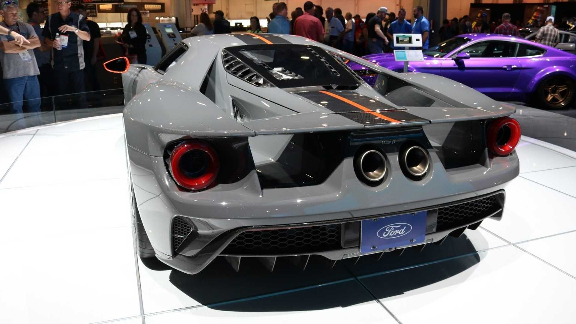 2019 ford gt carbon series is lighter limited lovely