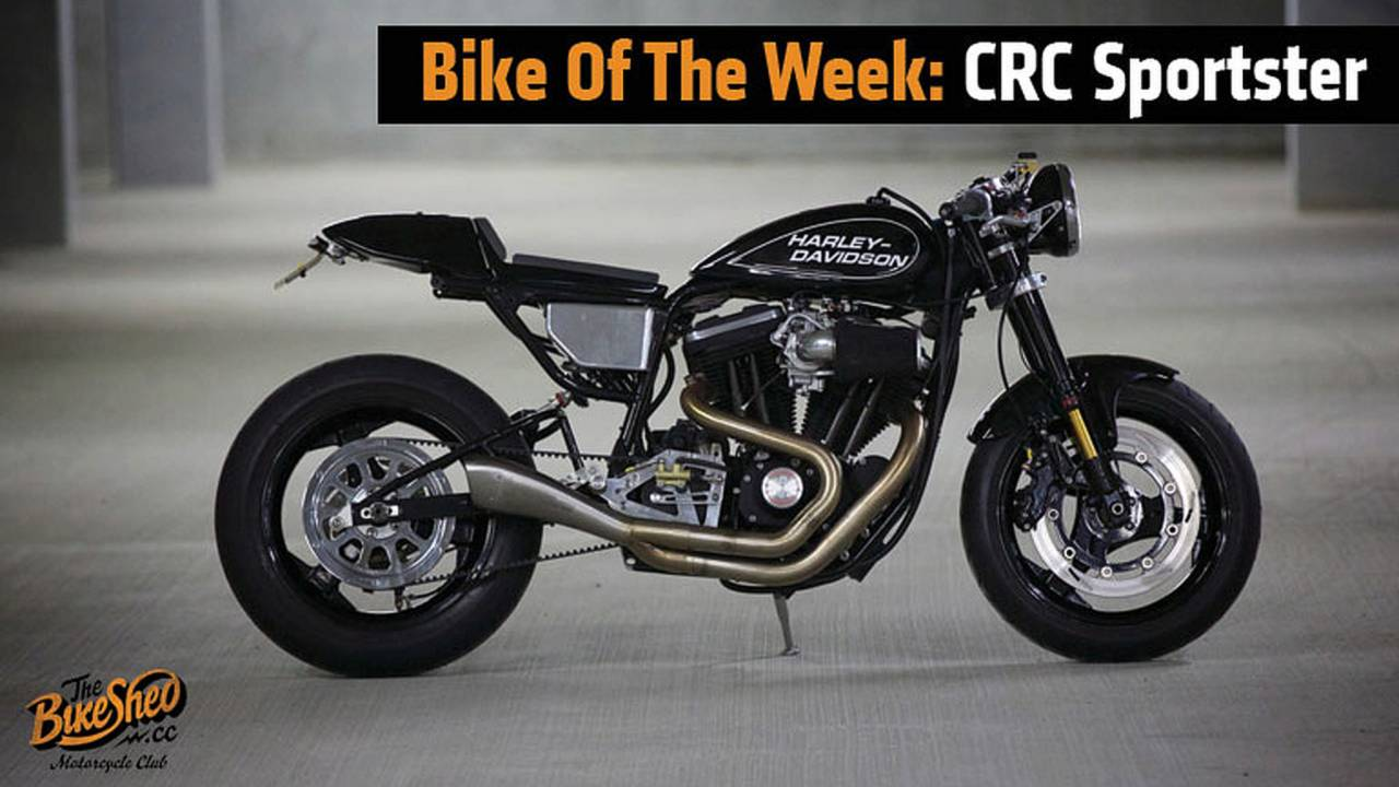 Bike Of The Week: CRC Sportster