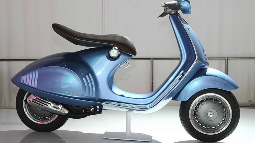 Piaggio's high-tech future