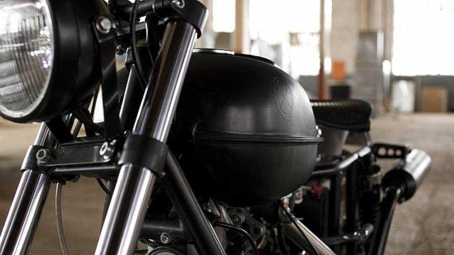 Custom: Ural Solo X by Hammarhead