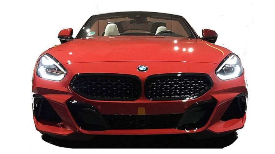 BMW Z4 2019 - Instagram