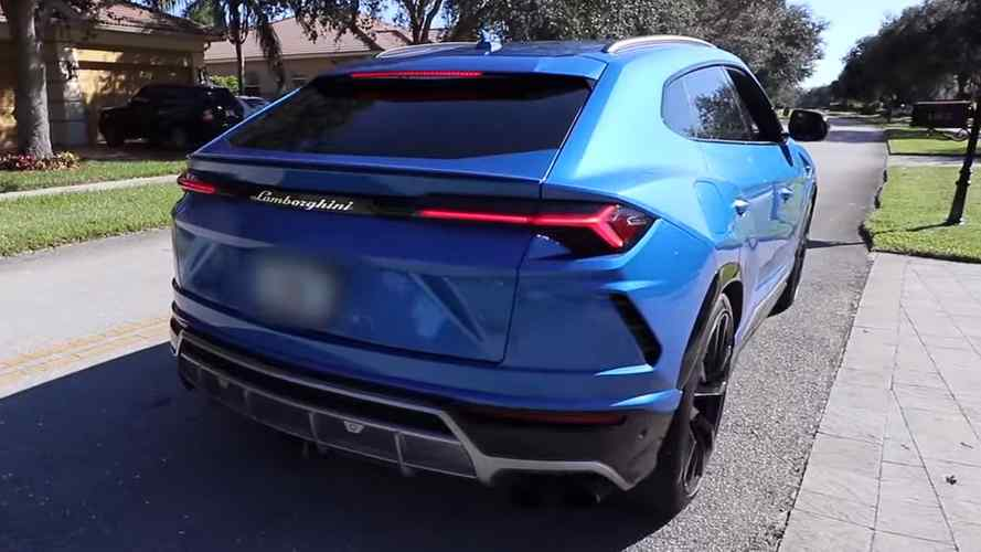 Watch Lamborghini Urus Do 0-60 MPH In Just 2.93 Seconds