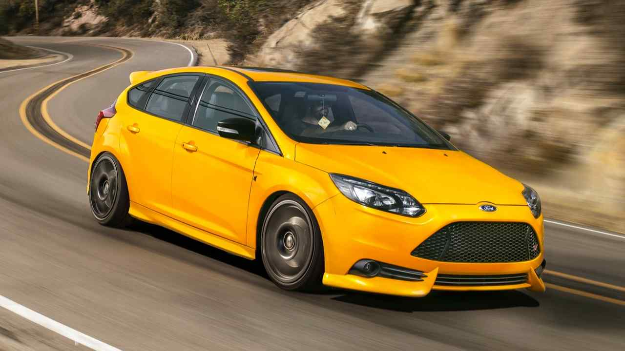 Ford Focus ST Block STyle 2013