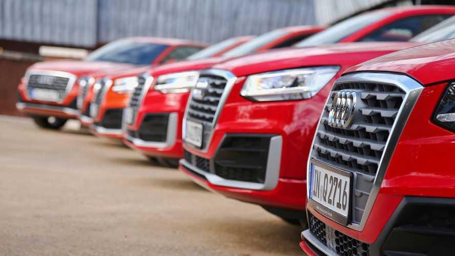 Audi Q2, Q3 e A6, dicembre è il mese dei nuovi motori
