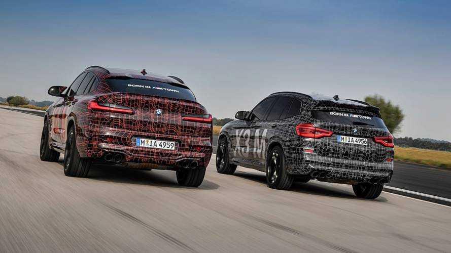 Az 500 lóerős határhoz is ellátogathat a BMW X3 és X4