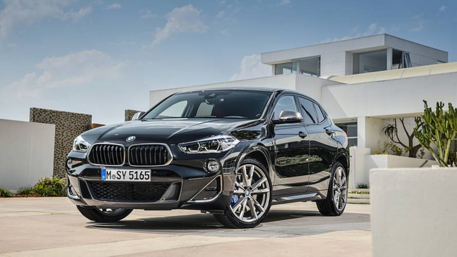 BMW X2 M35i (2019) - Exit le six cylindres